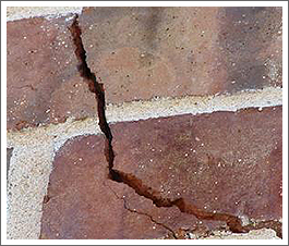 Crack in Brick